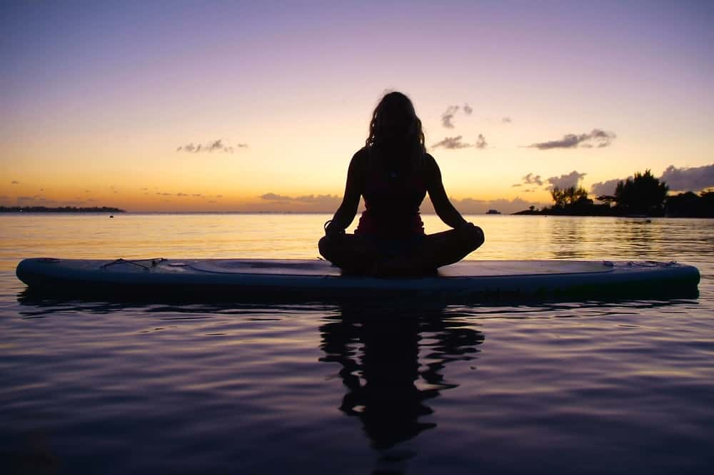 Discover Sup Yoga and combine nature with exercise.
