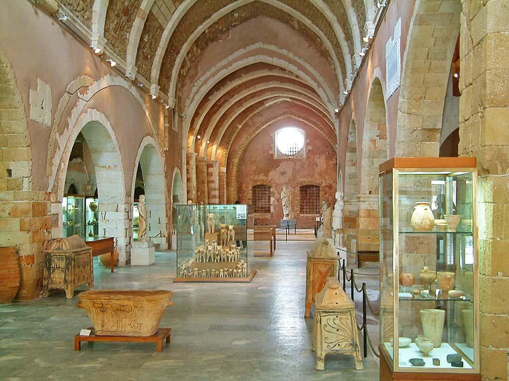 Archaeological Chania